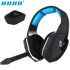HUHD 2017 New HW-398M wireless headphone Optical Wireless Gaming - Epic Buy International Inc