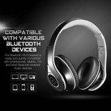 Mpow On-Ear headset Headphone wireless Bluetooth 4.0 Built-in Mic Soft Earmuffs Noise Cancelling Stereo - Epic Buy International Inc