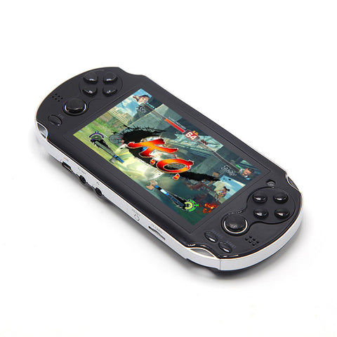 JXD 8G Handheld Game Console 4.3 Inch Mp4 Player Video Game Console Retro Games built-in 1200