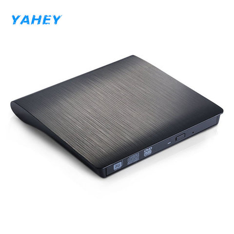 yahey Optical Drive USB 3.0 External CD/DVD RW Burner Writer