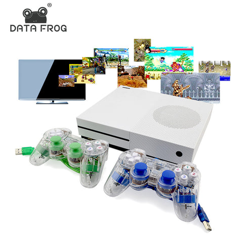 Data Frog HD TV Game Consoles 4GB Video Game Console Support  HDMI TV Out