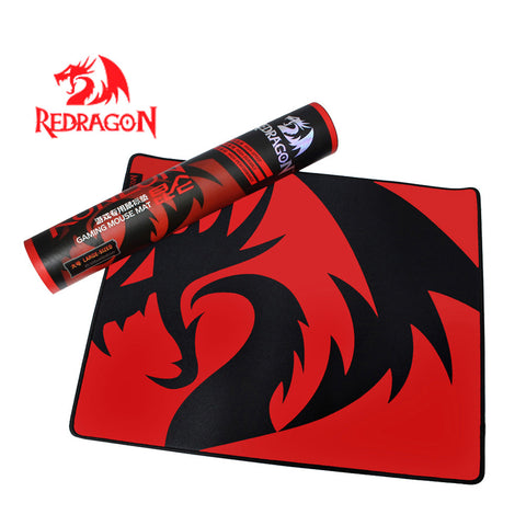REDRAGON Gaming Mouse Mat Large Size Locking-edge Waterproof Rubber Anti-skid Mouse Pad