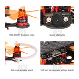 GoolRC G90 Pro 90mm 5.8G 48CH Micro FPV Racing Drone Brushless Motor Quadcopter - Epic Buy International Inc