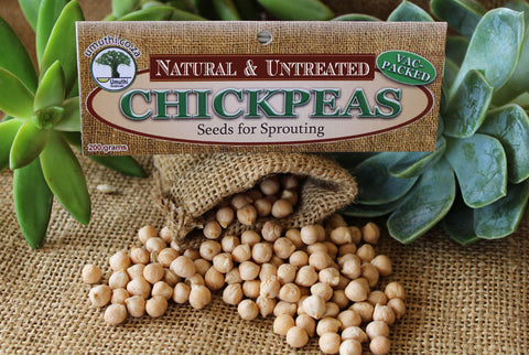 CHICKPEA SEEDS