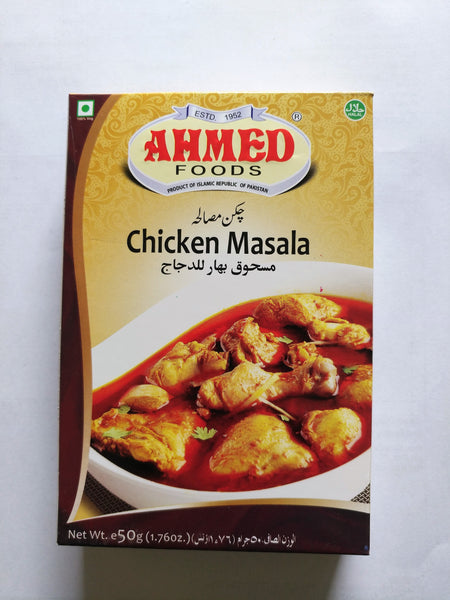 Ahmed Chicken Masala 50g