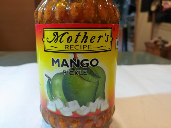 Mothers Mango Pickle 300g