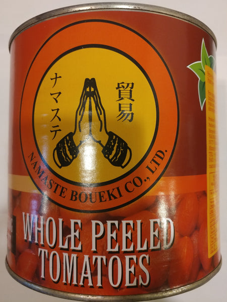 Tomato Whole Can 2550g (ホールトマト)