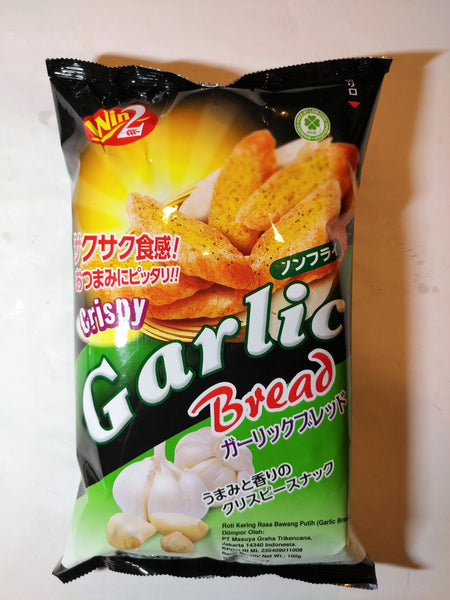 Halal Garlic Bread Chips 100g (ガーリックブレッド)