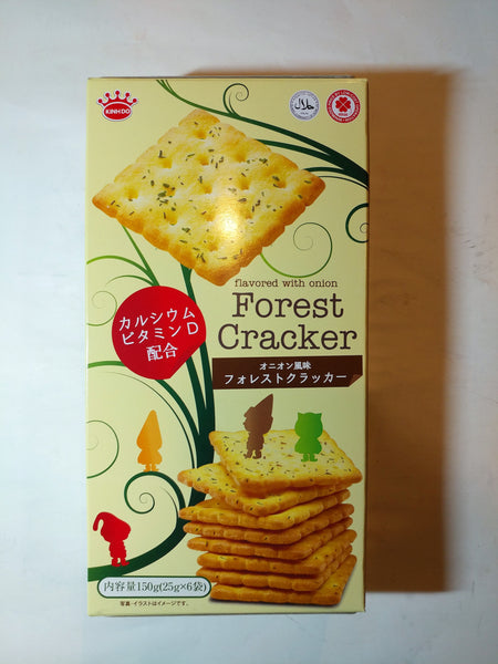Halal Forest Cracker Biscuit (フォレストクラッカー)
