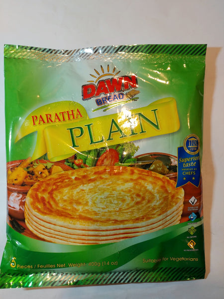 DAWN Plain Paratha 5 pcs (プレインパラタ)
