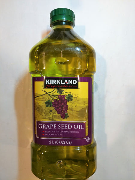 Grape Seed Oil 2ltr Big