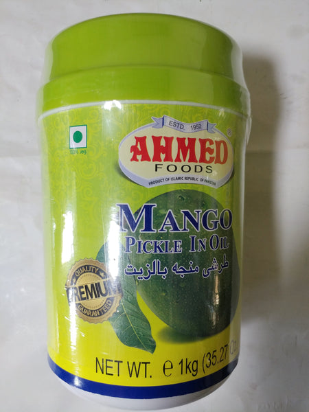 Ahmed Mango Pickle or Achar 1 Kg