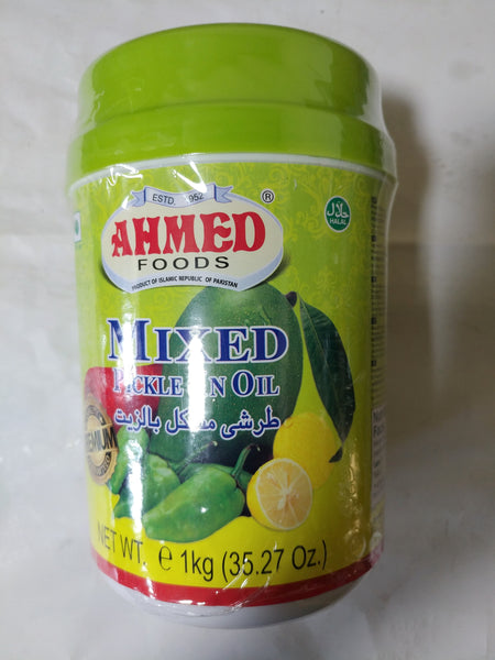 Ahmed Mixed Pickle or Achar 1 Kg