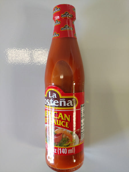 Mexican Spicy Hot Sauce 140g (メキシカンホットソース)