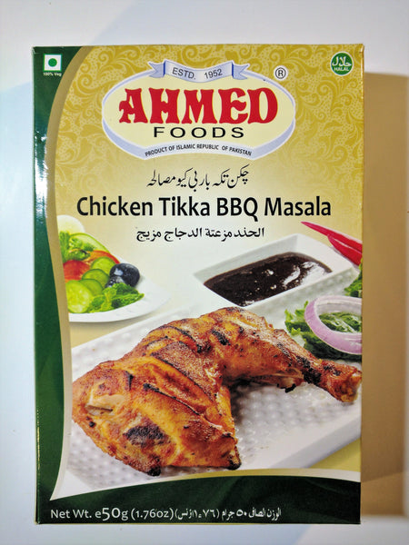 Ahmed Chicken Tikka BBQ Masala 50 g