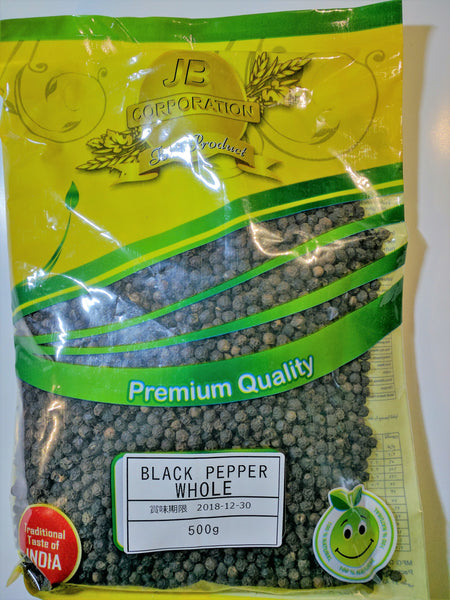 Black Pepper Whole 50 g