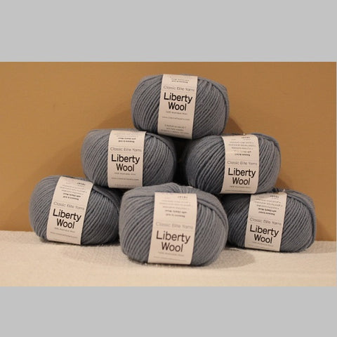 Classic Elite Yarn - Liberty Wool
