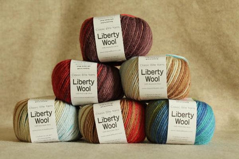 Classic Elite Yarns - Liberty Wool Print