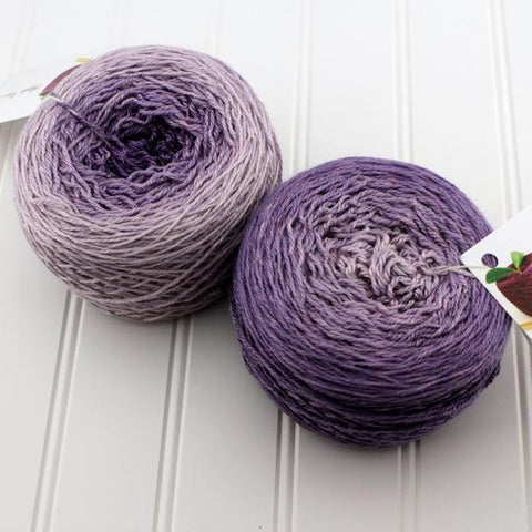 Apple Tree Knits - Luxe Fingering Gradients