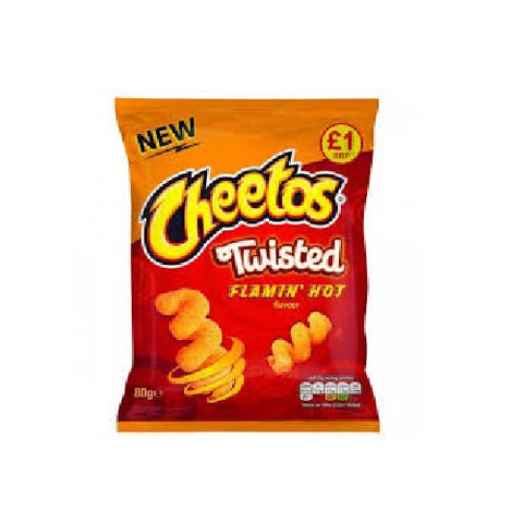 Cheetos Twisted