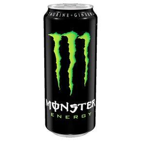 Can of Original Monster