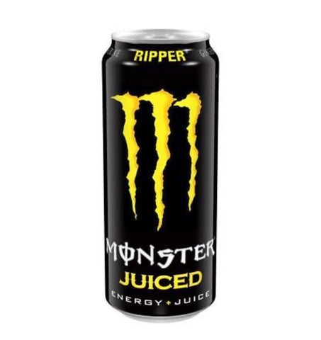 Can of Ripper Monster