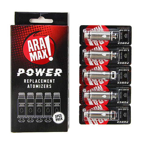 Ara Max Power Coils