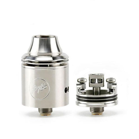 Wismec Indestructible RDA Silver