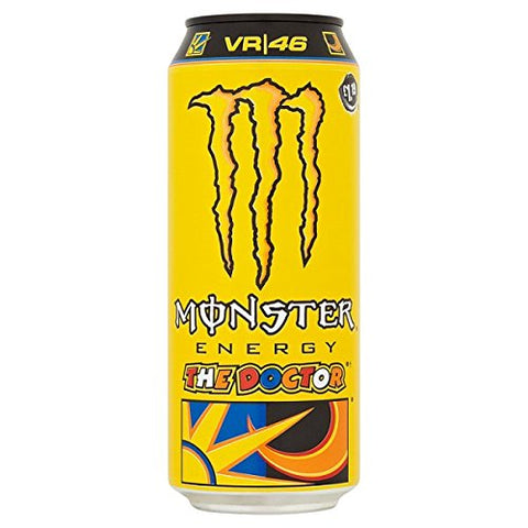 Can of Monster Doctor