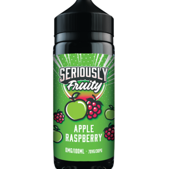 Seriously Fruity Apple Raspberry 100ml
