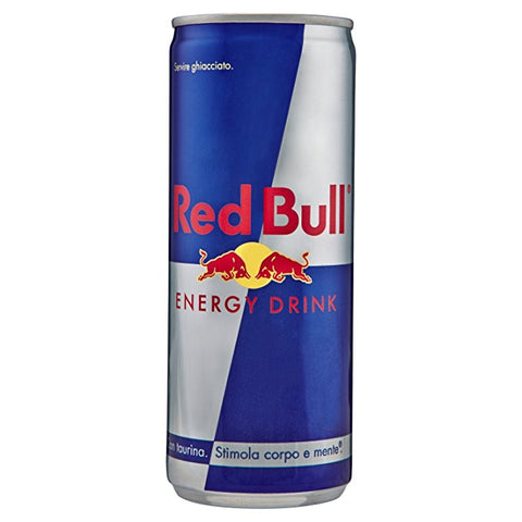 Can of Redbull