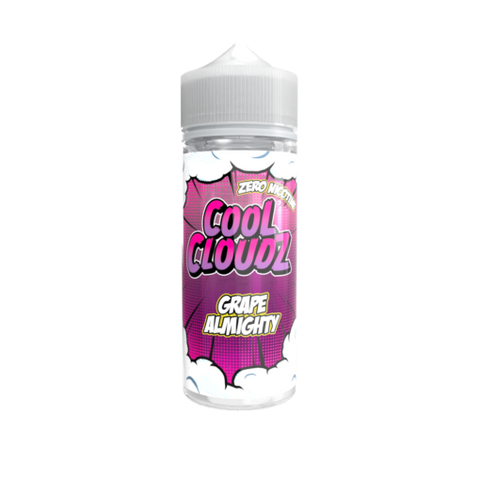Cool Cloudz Grape Almighty 100ml