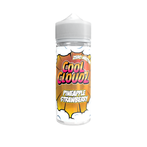 Cool Cloudz Pineapple Strawberry 100ml