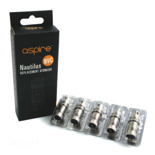 Aspire Nautilus Replacement BVC Coil Heads
