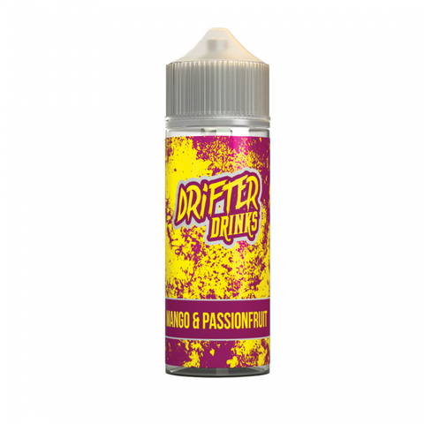 Drifter - Mango and Passionfruit 120ml