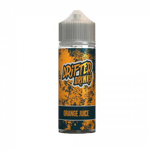 Drifter - Orange Juice 120ml