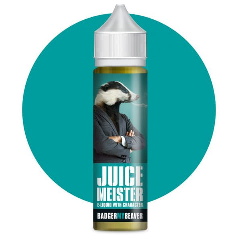 Juicemeister - Badger My Beaver 60ml