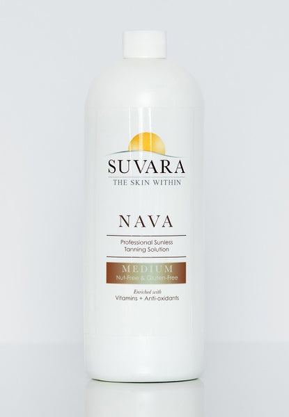 Suvara Nava Medium Professional Sunless Tanning Solution
