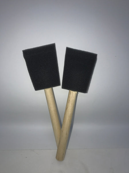 "2"" Foam Blending Brush 50 pack"