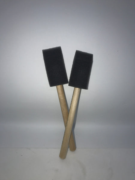 "1"" Foam Blending Brush 50 Pack"