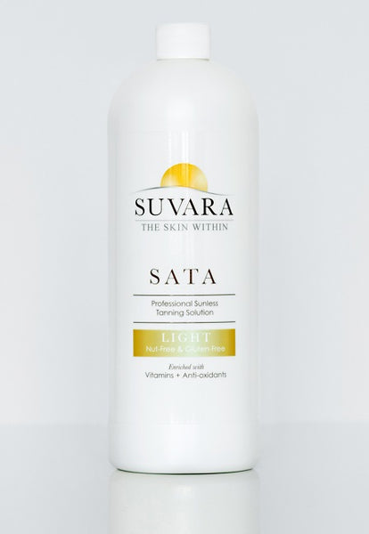 Suvara Sata Light Professional Sunless Tanning Solution