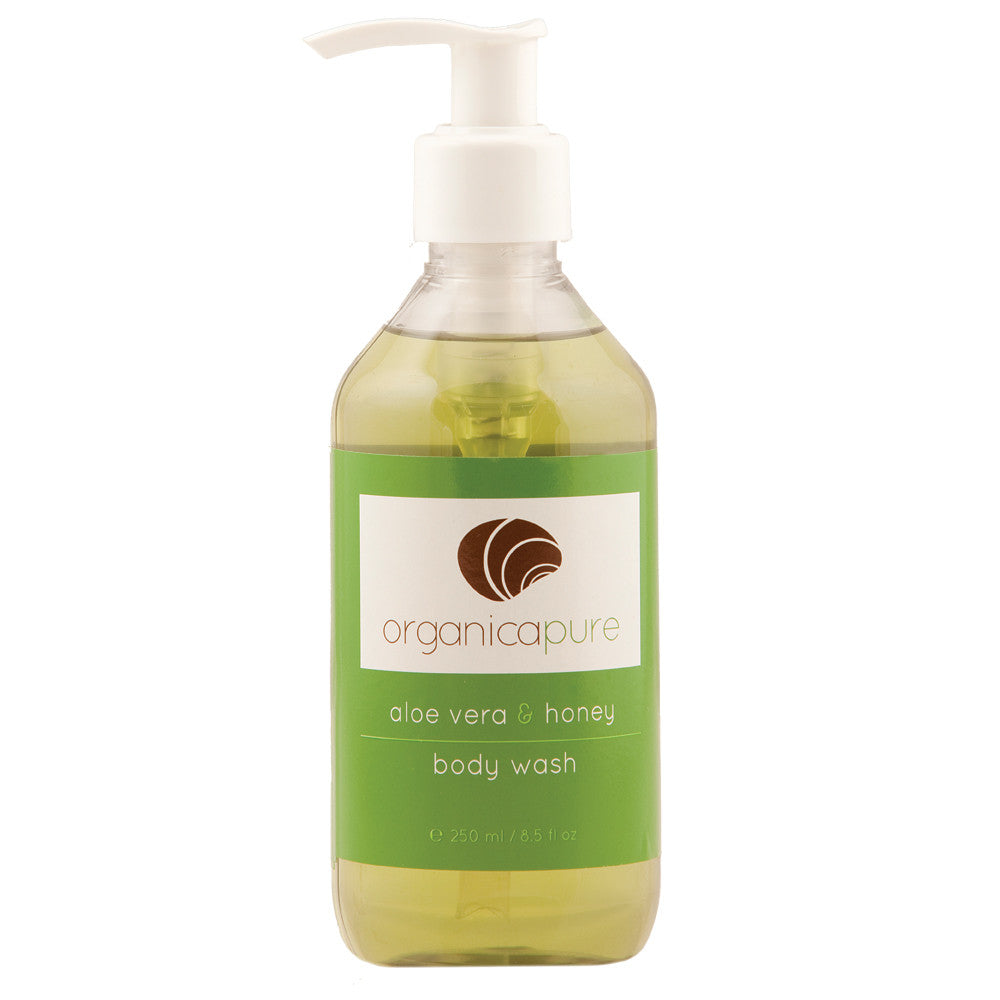 Body Wash - Aloe Vera & Honey