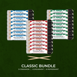 Nicotine Picks™ - 25 Tube Classic Bundle - Cinnamon / Peppermint / Spearmint - Nicotine Picks