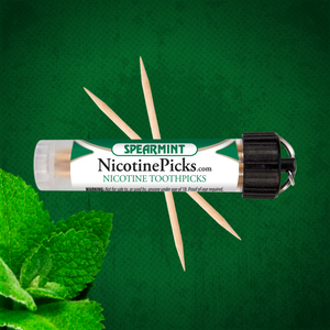 Nicotine Picks™ - Spearmint - 3mg - Nicotine Picks