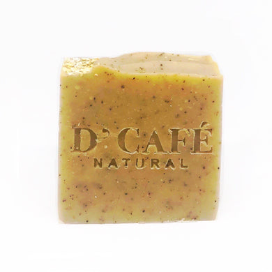 Naked Soap Bar - With Chamomile, Oats & Honey