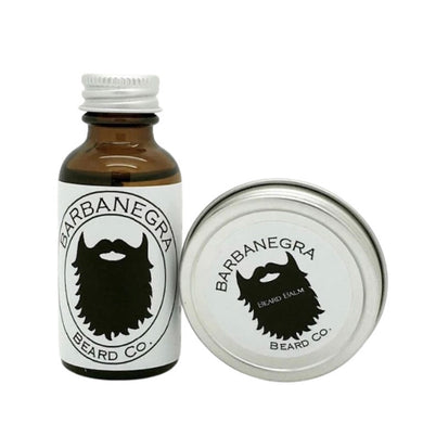 Barbanegra Beard Oil + Balm Duo