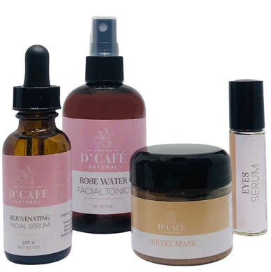 NEW! - D'Cafe Complete Rejuvenating Kit