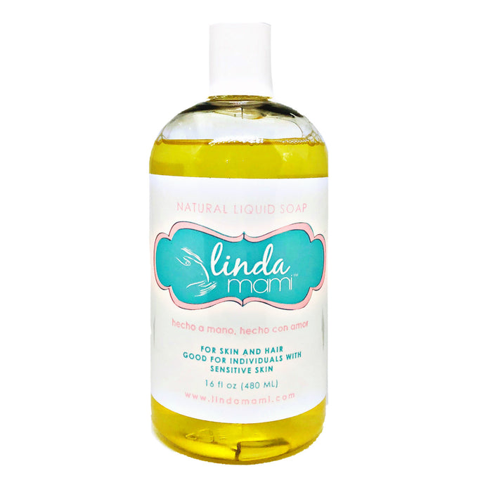 Antibacterial Natural Liquid Soap