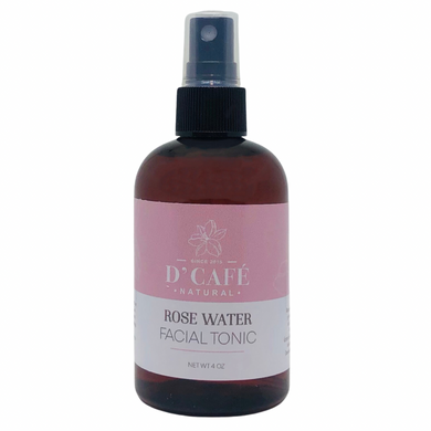 NEW! - Premium Rose Water with hyaluronic acid