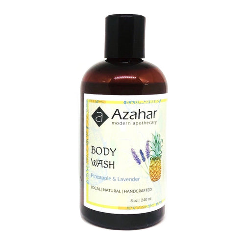 Pineapple & Lavender Body Wash